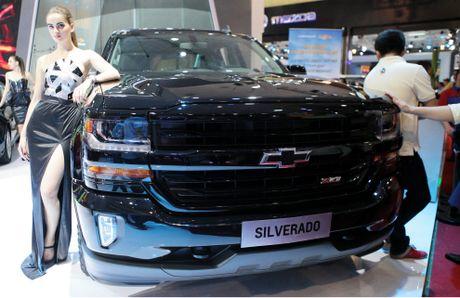 Ban tai ham ho Chevrolet Silverado lan dau den Viet Nam - Anh 1