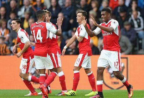 CAP NHAT tin toi 8/10: Arsenal co the an ba. 'Pogba va Ibra coi thuong dong doi o Man United' - Anh 2