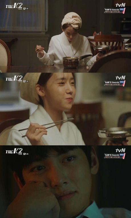 """Ji Chang Wook tro thanh """"fan cuong"""" theo doi Yoona moi luc moi noi - Anh 1"""