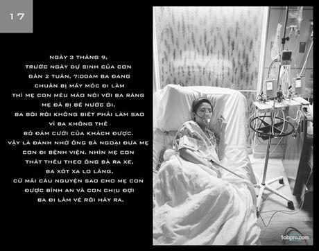 Hanh trinh sinh con day xuc dong cua nguoi me bi Lupus - Anh 17