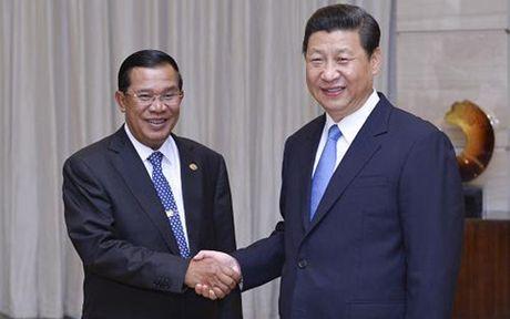 Chu tich Trung Quoc Tap Can Binh chuan bi sang tham Campuchia - Anh 1