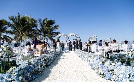 đám cưới 2 tỷ hình 5