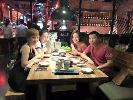 Cac hotgirl phai chao thua nhan sac 'ban gai' moi Cong Ly - Anh 19