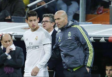 Real Madrid da dong y ban James Rodriguez cho Inter voi gia 85 trieu euro - Anh 1