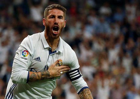 Ancelotti benh vuc Sergio Ramos - Anh 1