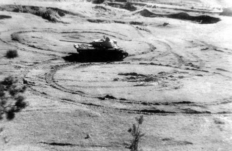 Loat anh hiem thu nghiem phien ban T-54 dau tien - Anh 5