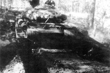 Loat anh hiem thu nghiem phien ban T-54 dau tien - Anh 8