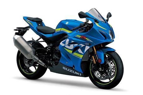 Suzuki ra mat sieu moto voi GSX-R1000 2017 - Anh 3