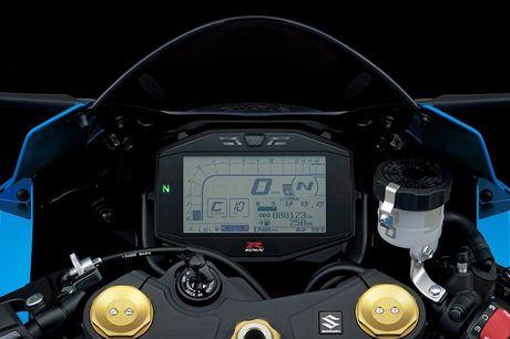 Suzuki ra mat sieu moto voi GSX-R1000 2017 - Anh 6