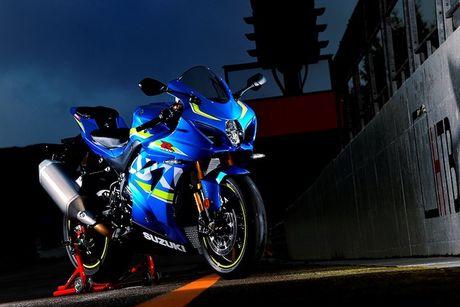 Suzuki ra mat sieu moto voi GSX-R1000 2017 - Anh 9