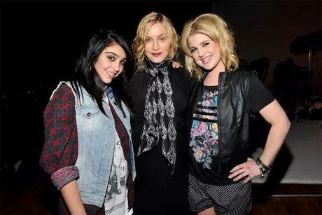 15 sao nu dinh tin don quan he dong tinh voi Madonna - Anh 7