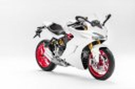 Ducati ra mat SuperSport va SuperSport S - sporttouring, dang giong Panigale nhung de chay hon - Anh 10