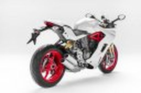 Ducati ra mat SuperSport va SuperSport S - sporttouring, dang giong Panigale nhung de chay hon - Anh 12