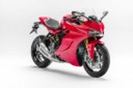 Ducati ra mat SuperSport va SuperSport S - sporttouring, dang giong Panigale nhung de chay hon - Anh 15