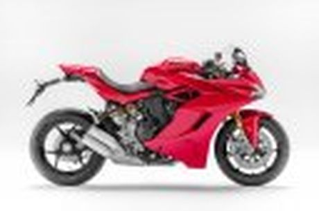 Ducati ra mat SuperSport va SuperSport S - sporttouring, dang giong Panigale nhung de chay hon - Anh 17