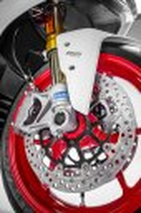 Ducati ra mat SuperSport va SuperSport S - sporttouring, dang giong Panigale nhung de chay hon - Anh 26