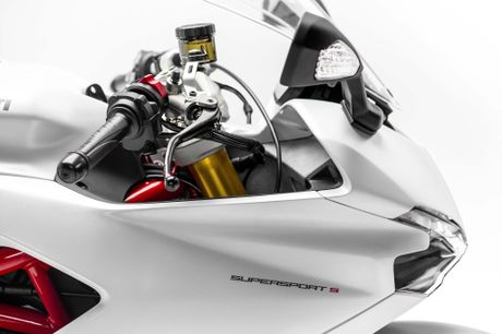 Ducati ra mat SuperSport va SuperSport S - sporttouring, dang giong Panigale nhung de chay hon - Anh 4