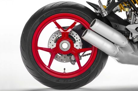 Ducati ra mat SuperSport va SuperSport S - sporttouring, dang giong Panigale nhung de chay hon - Anh 6