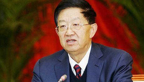 Trung Quoc ket an tu hinh nguyen Bi Thu tinh uy Van Nam - Anh 1