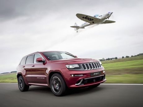 Jeep Grand Wagoneer – 'ong vua' moi cua dong xe SUV nam 2019 - Anh 1