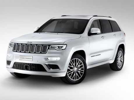 Jeep Grand Wagoneer – 'ong vua' moi cua dong xe SUV nam 2019 - Anh 4