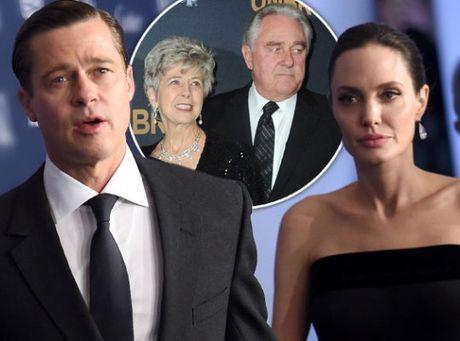 Bo me Brad Pitt khong tha thu cho Angelina Jolie vi quyet dinh bat ngo ly hon - Anh 1