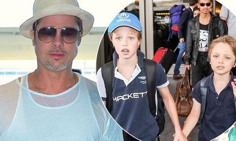 Bo me Brad Pitt khong tha thu cho Angelina Jolie vi quyet dinh bat ngo ly hon - Anh 3