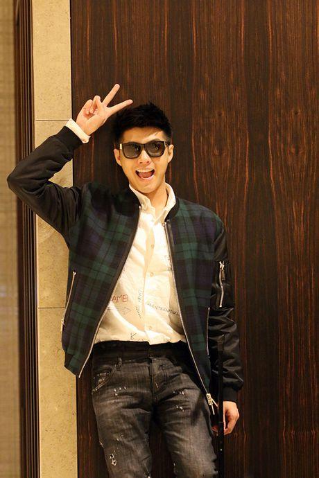 Noo Phuoc Thinh da den Busan, gap rut chuan bi cho Asia Song Festival - Anh 12