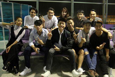 Noo Phuoc Thinh da den Busan, gap rut chuan bi cho Asia Song Festival - Anh 5