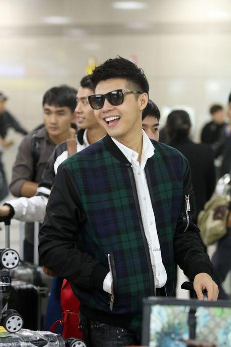 Noo Phuoc Thinh da den Busan, gap rut chuan bi cho Asia Song Festival - Anh 6