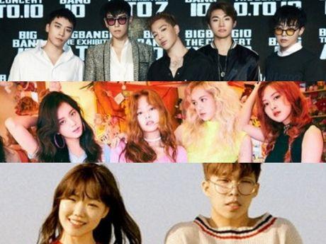 YG xac nhan ca Big Bang, BlackPink comeback vao thang 11 - Anh 1