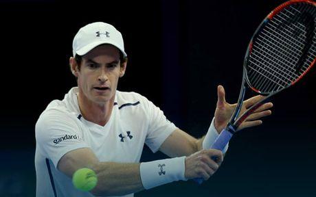 China Open ngay 7: Cot moc 40 cua Murray - Anh 1