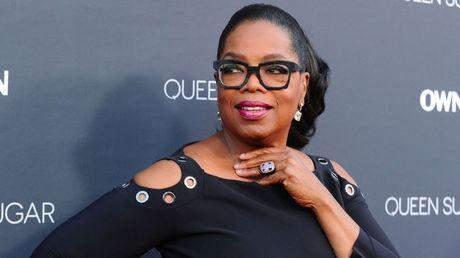 8 bai hoc kinh doanh tu 'nu hoang truyen hinh' Oprah Winfrey - Anh 1
