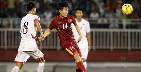 Tin cuc vui cho Xuan Truong o Han Quoc - Anh 1