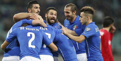 Macedonia - Italia: Azzurri danh roi ban sac - Anh 1