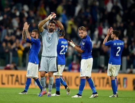 Macedonia - Italia: Azzurri danh roi ban sac - Anh 2