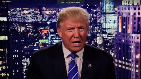 Hon 150 thanh vien dang Cong hoa quay lung voi Trump - Anh 1