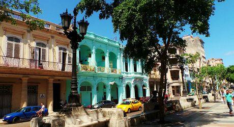 'Khong chac kha nang Nga se lap can cu quan su tai Cuba' - Anh 1