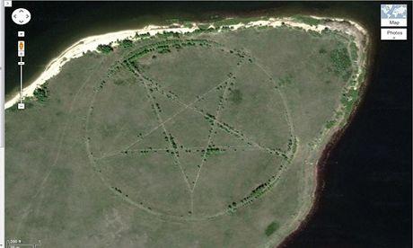 10 dia diem ky la tren ban do Google Earth - Anh 4