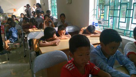 """Bao Thanh tra mang """"Hanh trinh yeu thuong"""" den voi nhung manh doi kho khan - Anh 3"""