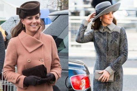 Nhung chiec vi hang hieu cua cong nuong Kate Middleton - Anh 5