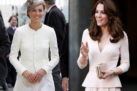 Nhung chiec vi hang hieu cua cong nuong Kate Middleton - Anh 9