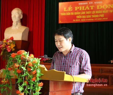Thanh pho Vinh phat dong toan dan ra quan lam thuy loi - Anh 1