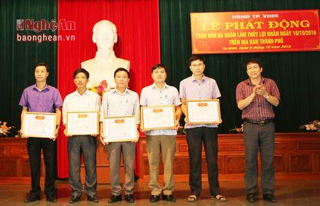 Thanh pho Vinh phat dong toan dan ra quan lam thuy loi - Anh 3