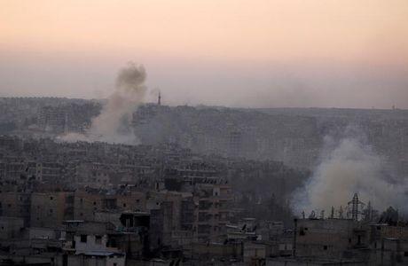 Nga phu quyet nghi quyet LHQ ve ngung doi bom Aleppo - Anh 1