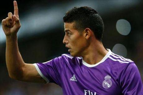 Chi 85 trieu euro, Inter van khong the mua James Rodriguez - Anh 2