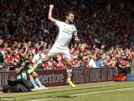 M.U sap gia han hop dong voi Juan Mata - Anh 1