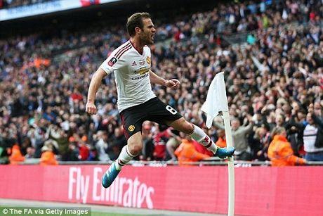 M.U sap gia han hop dong voi Juan Mata - Anh 2