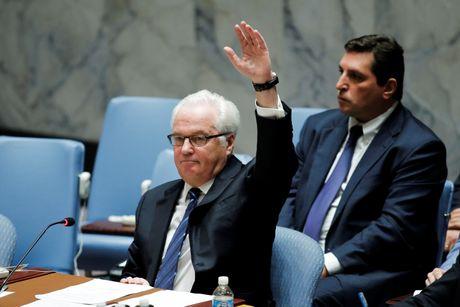 Hoi dong bao an LHQ bac 2 du thao ve Syria do Nga va Phap soan - Anh 2