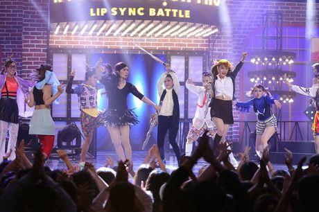 Lip Sync Battle: Kelvin Khanh om Tran Thanh tinh tu tren nen nhac Khoi My - Anh 9